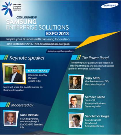 Samsun Enterprise Solutions Expo 2013