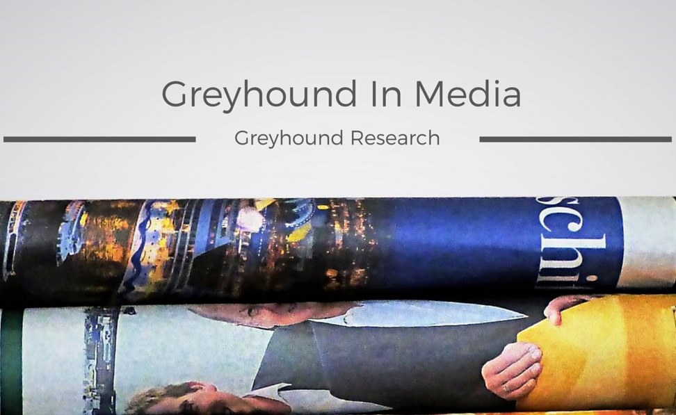 Read Free Research: Greyhound Research Analysts In Global Media