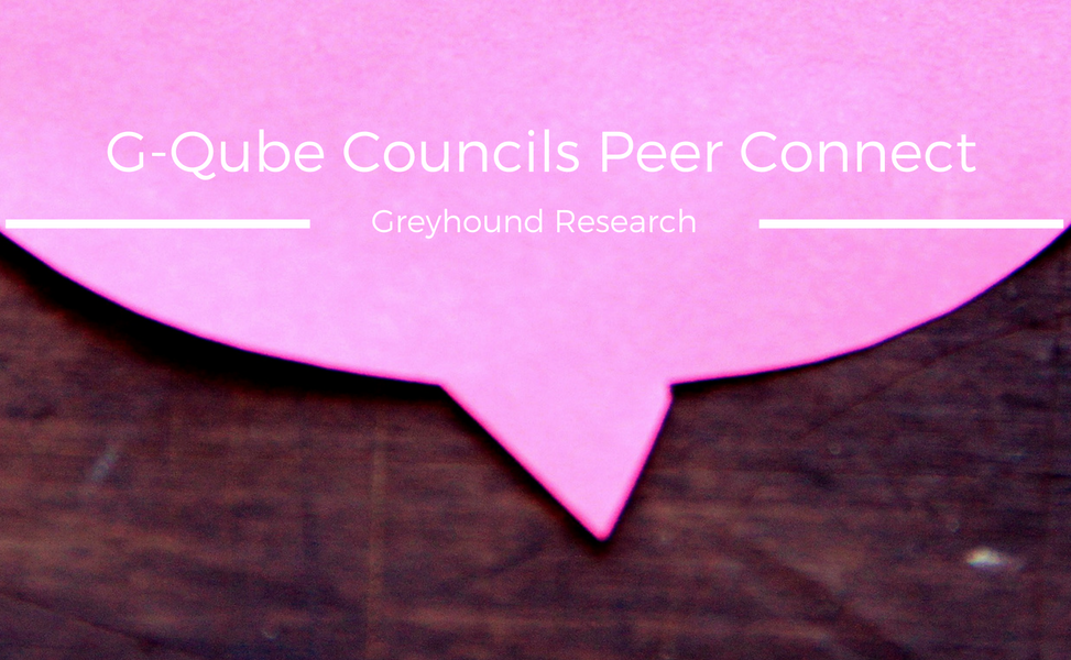 Join G-Qube Councils Peer Connect: Seek & Share Experiences